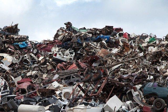 Metal Scrapyard